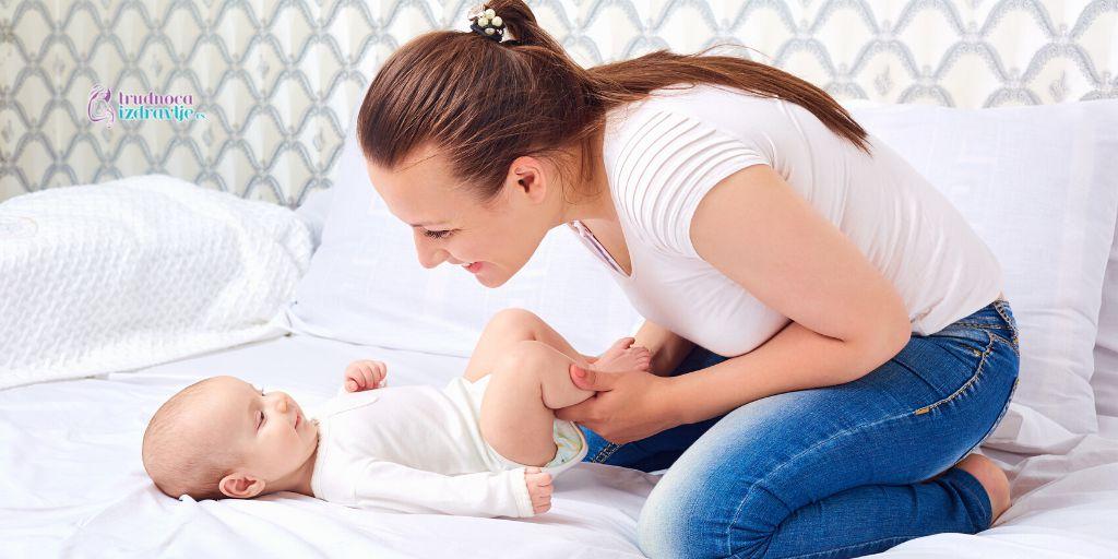 Zadovoljna sobom i lepa nakon trudnoće