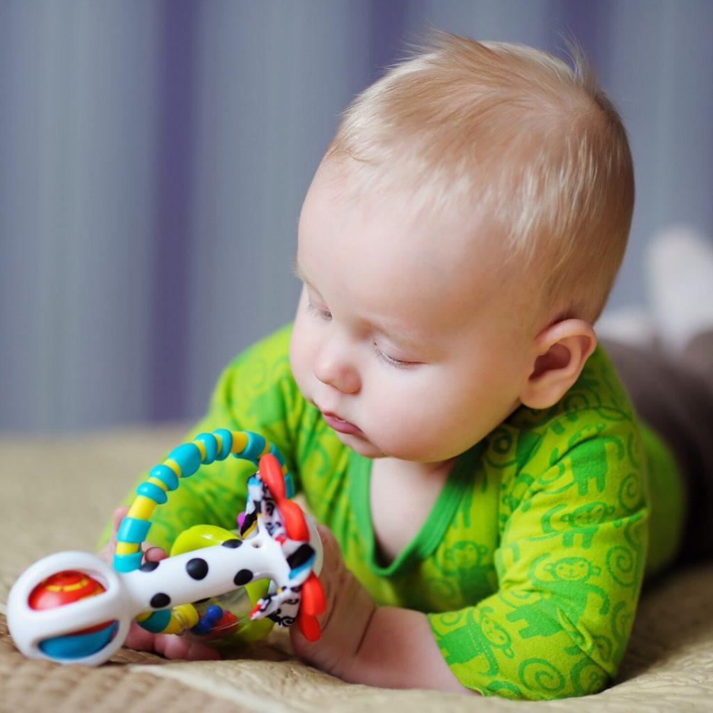 Rani razvoj deteta, od rođenja do treće godine (2)