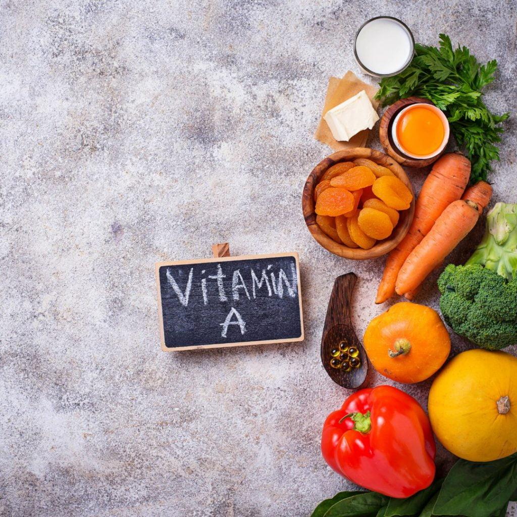 Potrebe za vitaminom A u periodu dojenja (2)
