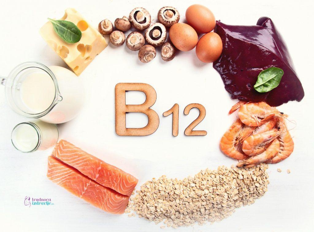 Potrebe za vitaminom B6 i B12 u periodu dojenja (2)