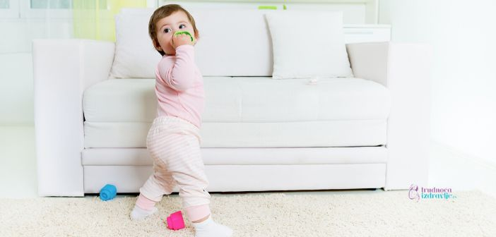 Stimulacija govora do prve godine bebe