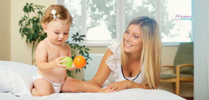 6 Temelja Vitalnosti Bebe i Deteta