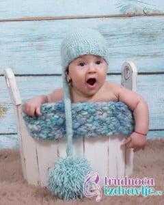 Martovska beba naj foto