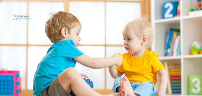 Šta zna dete u drugoj godini i šta da vas zabrine