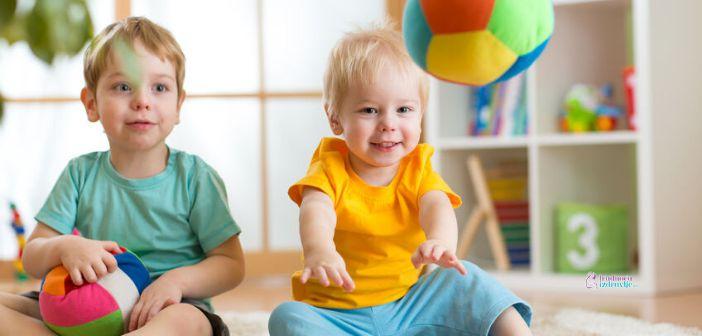 Lopta, magična igračka za decu svih uzrasta