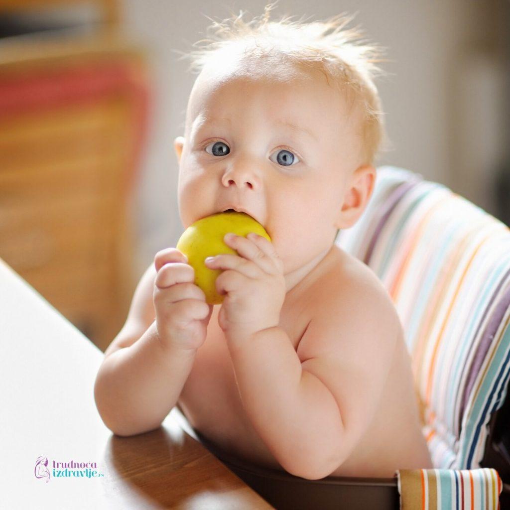 Vitamin C povećava apsorpciju gvožđa!
