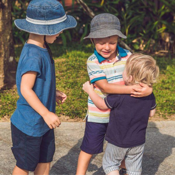 Kako Deca Rastu, Telesne Proporcije