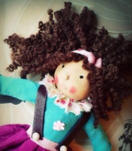 Zašto je važno šiti, kreirati lutku za dete?