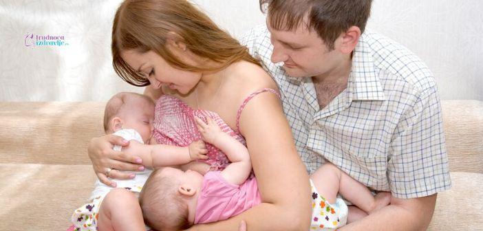 Šta može da doprinese uspešnijem dojenju