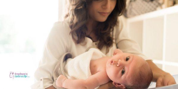kako nepravilnim postupanjem može doći do tortikolisa kod bebe (1)