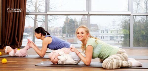 Yoga za mamu i bebu