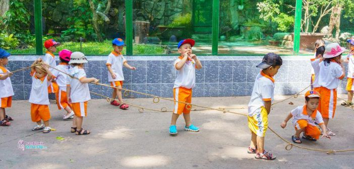 Vestibularna stimulacija - Deca se Vrte i Okreću…