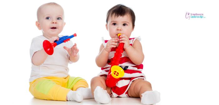 Vibracijska stimulacija u razvoju bebe i dece