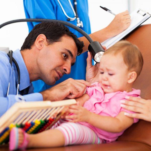 Zapaljenje srednjeg uva kod dece - Kako se leči