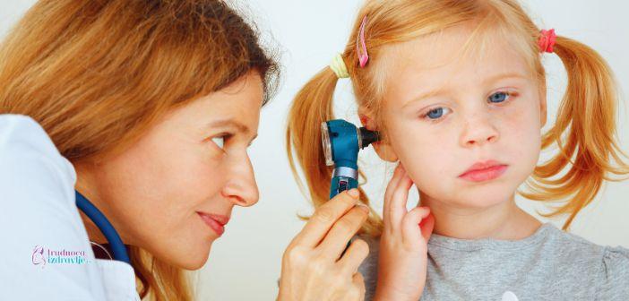 Zapaljenje srtednjeg uva kod dece