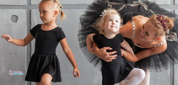 Moderan balet aktivnost za decu od 3 do 7 godina