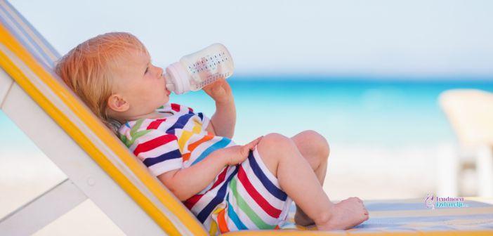 Rehidracija odojčeta i male dece