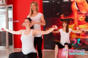 Professor sporta i fitness instruktor, clan stručnog tima portala Trudnoća i zdravlje, o vežbanju u toku prvog, drugog I trećeg trimestra trudnoće.