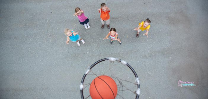Košarka za decu od 3 do 7 godina