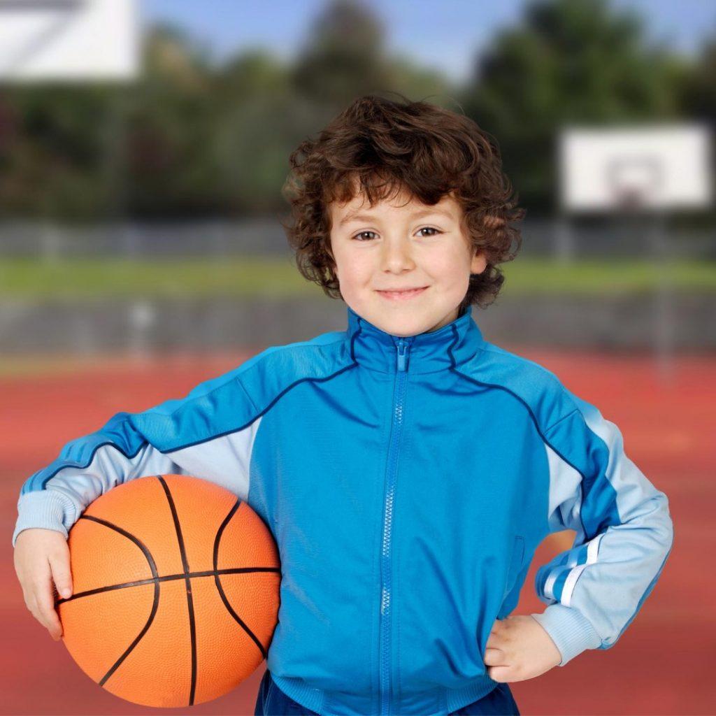 Košarka za decu od 3 do 7 godina (2)