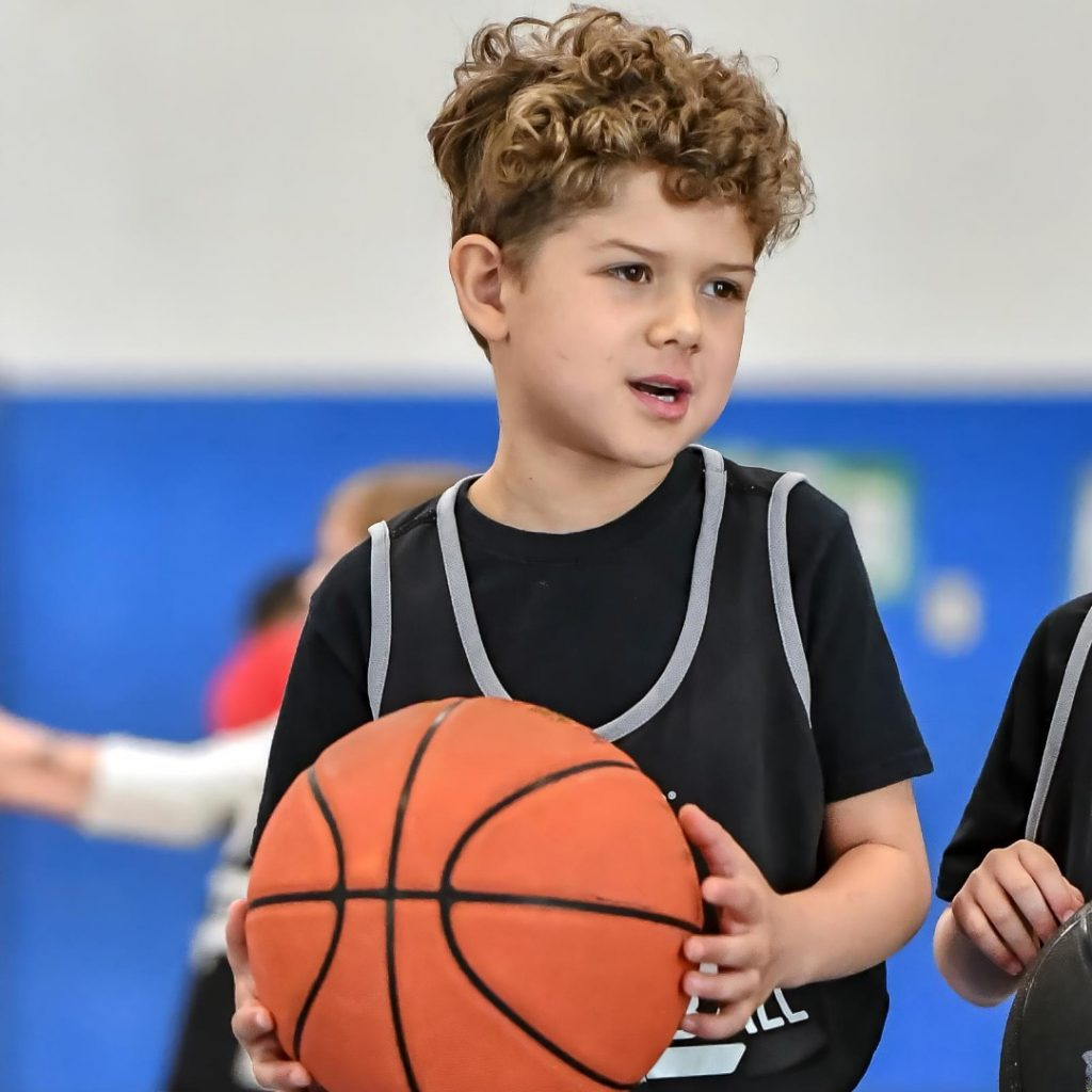 Košarka za decu od 3 do 7 godina (3)