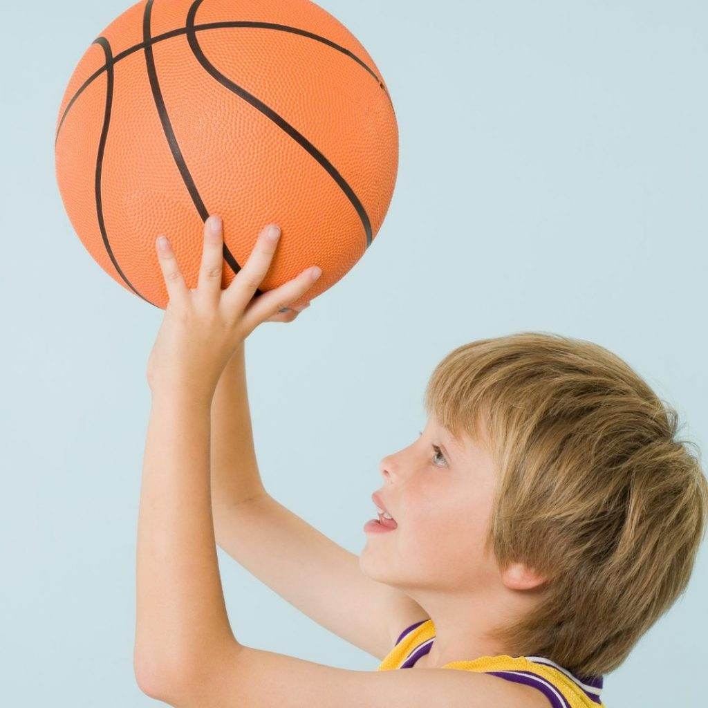 Košarka za decu od 3 do 7 godina (4)