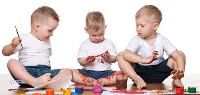 Rast i razvoj dece u 4. godini – između 3. i 4. rođendana