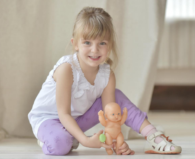 Rast i razvoj deteta u petoj godini, kako stimulisati razvoj (1)