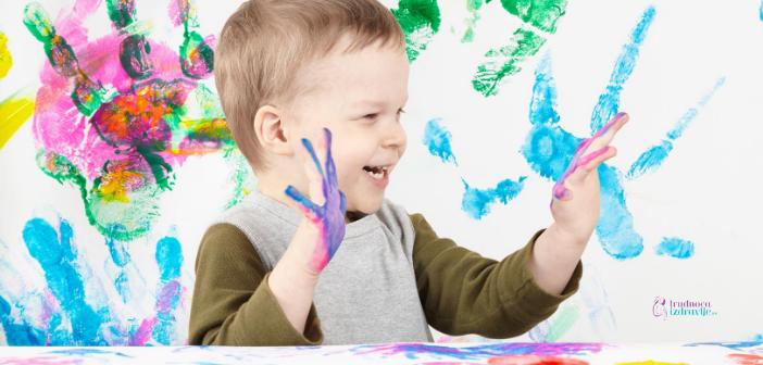 Značaj boja kod male dece