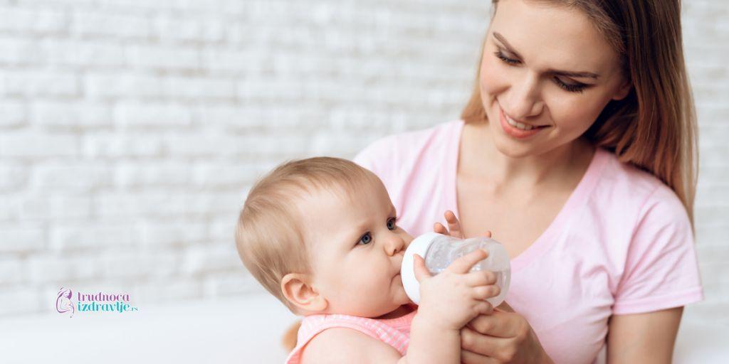 Kako pravilno čuvati i skladištiti majčino mleko