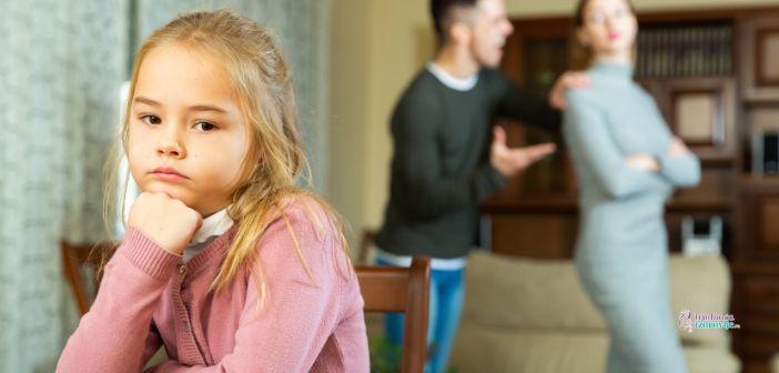 Kada se roditelji svađaju i misle da dete to ne vidi
