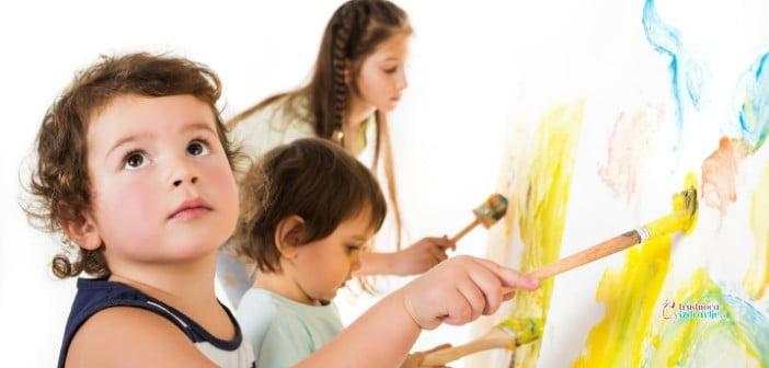 Kreativnost kao esencija zdravog razvoja dece