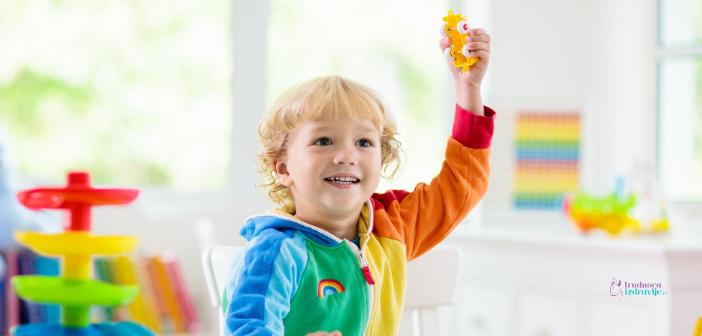 Razvoj govora dece od treće do četvrte godine