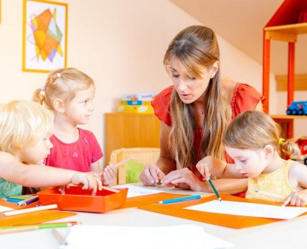 Stimulacija Razvoja Dece do od 3. do 4. Godine