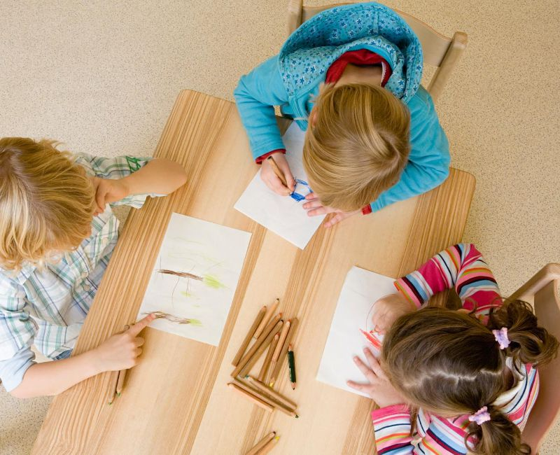 Stimulacija razvoja dece od tri do četri godine