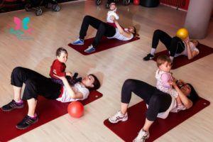 Vežbanje posle porođaja (5)