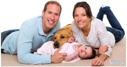 porodica sa kucom 1