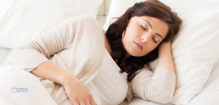 Položaji za spavanje trudnica