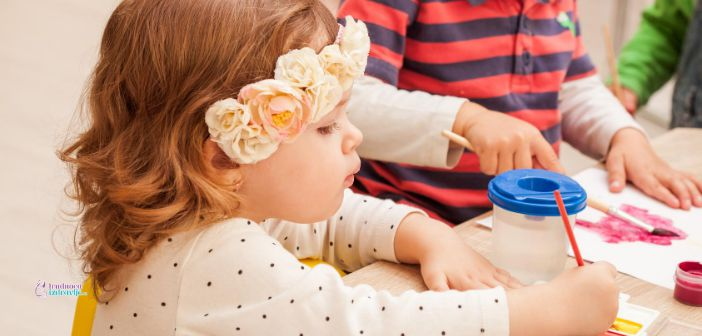Kreativnost kod male dece i kako je podstaći