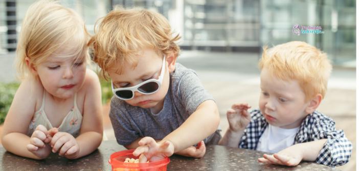 Gojaznost kod dece od najranijeg uzrasta do predškolskog uzrasta