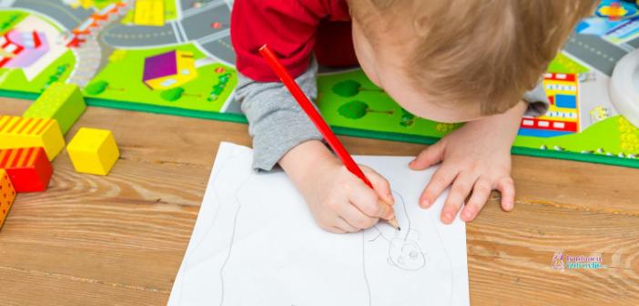 Kako deca Prikazuju Prostor i Oblike u Prostoru do 6. godine