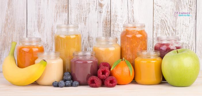 Kada se u ishranu bebe uvodi voće i kojim redosledom?