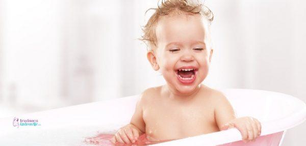 Higijena ženskih beba, devojčica