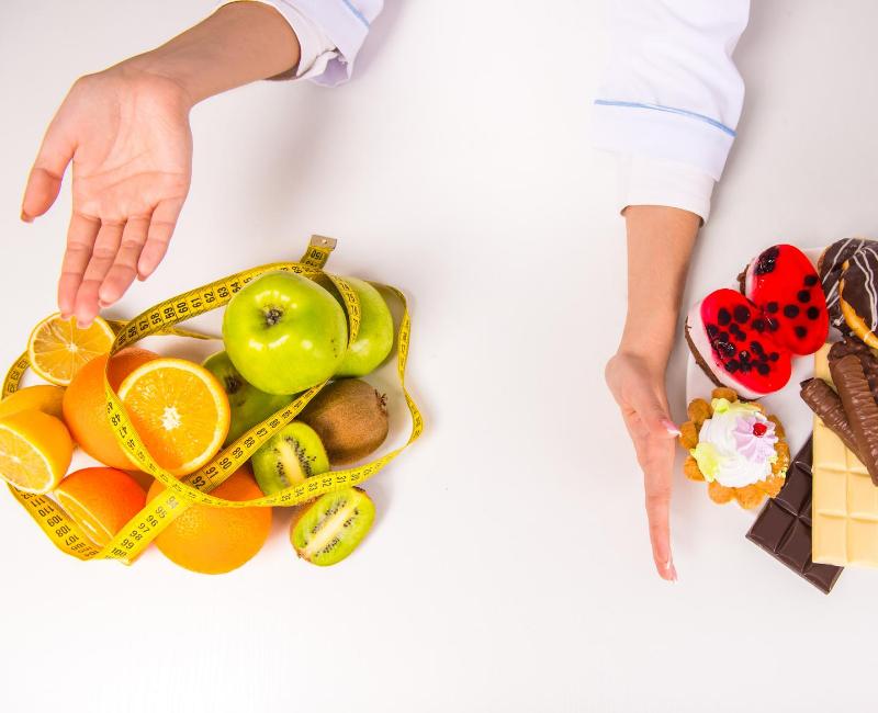 Dosta povrća, žitarica i voća…