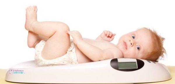 Napredovanje bebe u prvoj godini, iz meseca u mesec.