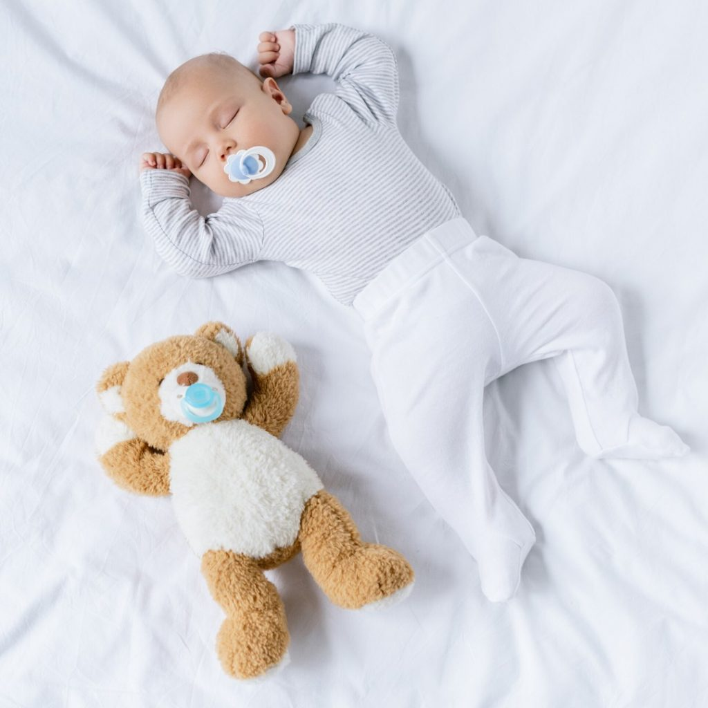 Ritam spavanja bebe do prve godine života (3)