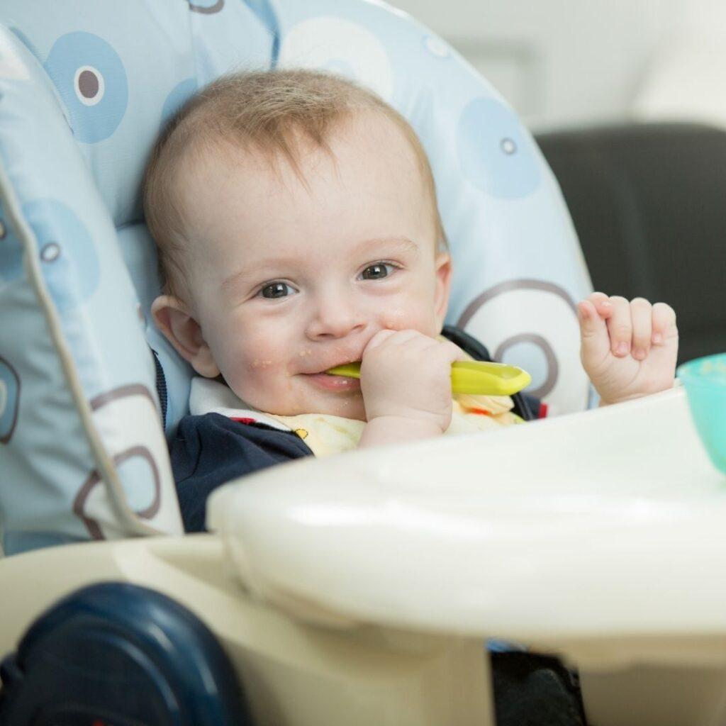 Kako se uvodi mešovita ishrana bebi?