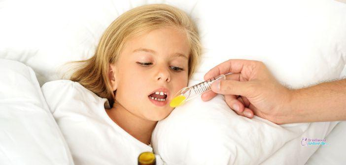 Grip i malo dete, simptomi i kako se leči grip (