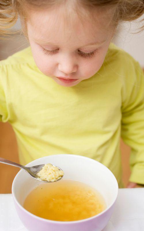Grip i malo dete simptomi i kako se leci grip
