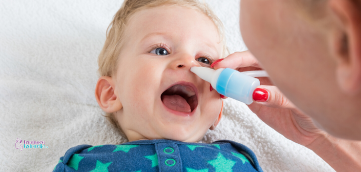Čišćenje bebinog nosića (2)